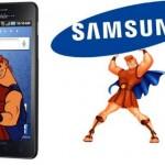Новая утечка информации о Samsung Hercules, который собирается щеголять новым Quadrant