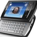 Sony Ericsson Xperia Mini Pro с выдвижной клавиатурой