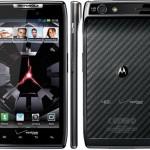 Один из самых тонких смартфонов Motorola Droid Razr с 4G