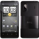 Альюминевый HTC Evo Design 4G-технологией