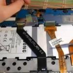 Как заменить тачскрин на Samsung Galaxy Tab2(+ видео инструкцияна русском)