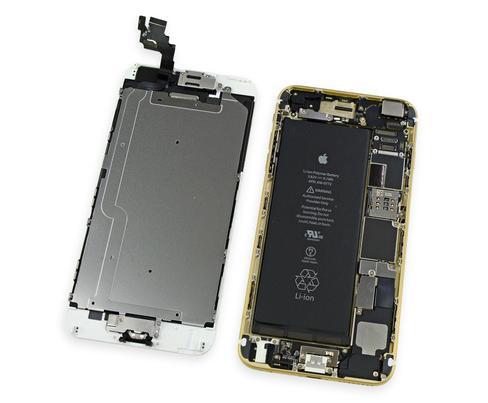 внутренности iPhone 6 Plus