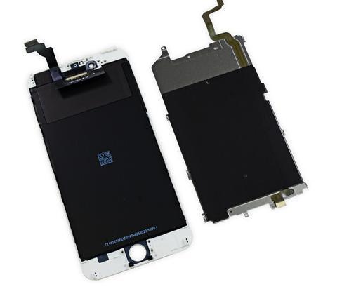 пластина из металла айфон 6