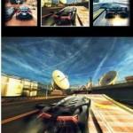 Заставка на Андройд: гонки на асфальте
