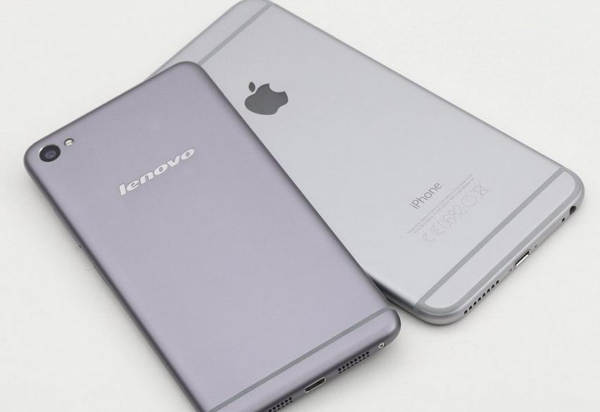 Lenovo S90 сравнение apple