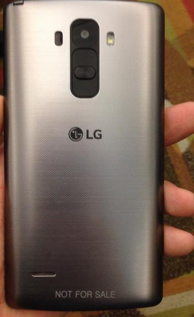 новый LG G4 Note