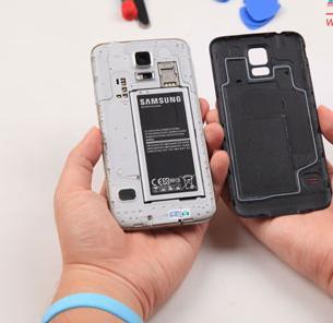 крышку Galaxy S5
