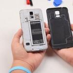 Профессиональная замена экрана на Samsung Galaxy S5