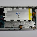 Снять крышку и заменить аккумулятор Samsung Galaxy Tab 3