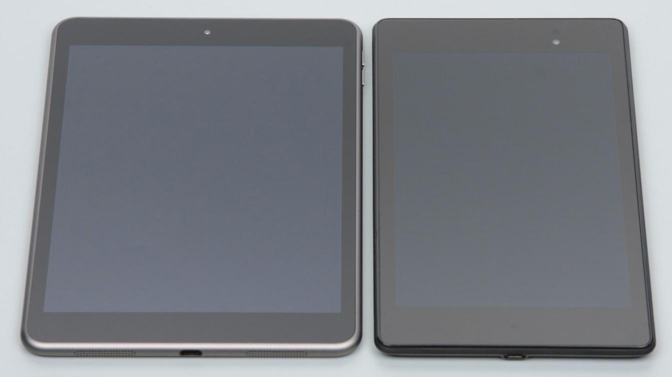 сравнение экранов