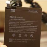 Как заменить аккумулятор на Xiaomi Mi Note