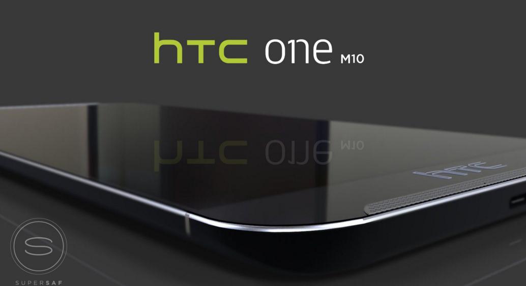 HTC One M10 дизайн
