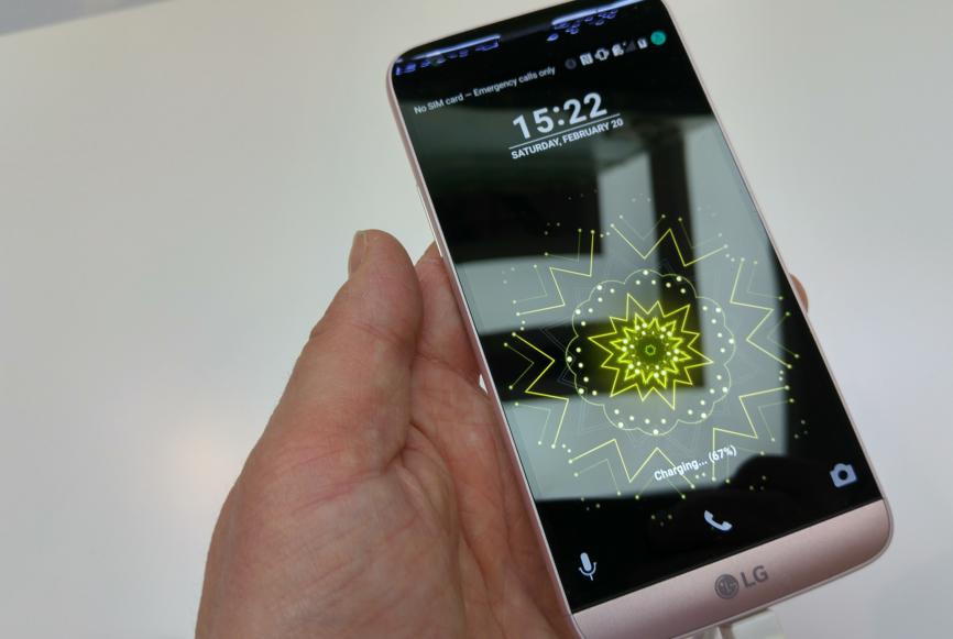 LG G5 фото