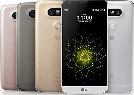 новый LG G5
