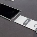 Фотографии LG G5 в камуфляжном кейсе — как выглядит G5?