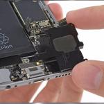 Не работает или плохо работает динамик на iphone 6