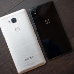 OnePlus X или Honor 5X — какой бюджетный смартфон лучше?