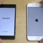 Сравнение, что лучше iPhone 6s vs Sony Xperia Z5?