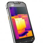 CAT S60 — первый смартфон с термальной камерой