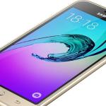Официальные характеристики Samsung Galaxy J3 Pro