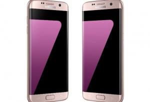 Розовый Samsung Galaxy S7
