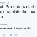 Предзаказы на новый iPhone 7 начнутся уже в сентебре этого года