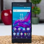 Подробная информация и описание Sony Xperia XZ