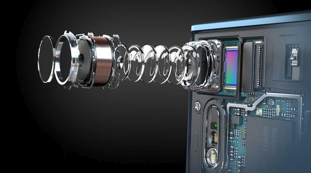 линзы Sony Xperia XZ