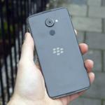Смартфон BlackBerry DTEK60 — описание и характеристики