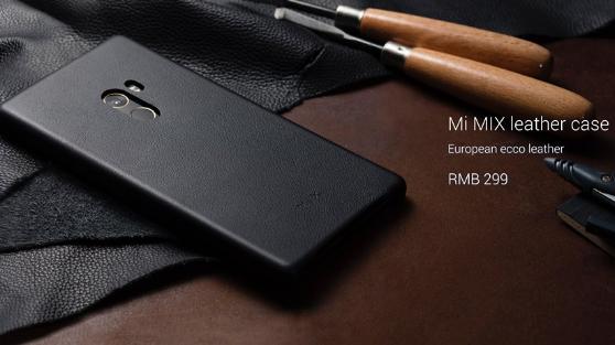 Xiaomi Mi MIX описание