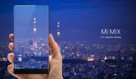 Xiaomi Mi MIX характеристики
