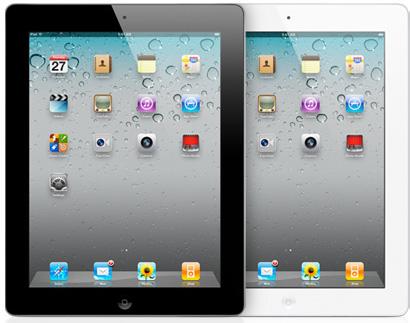 Verizon анонсировал Apple IPad 2