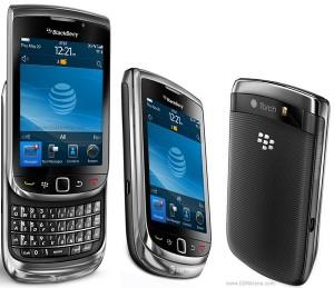 RIM представила новый BlackBerry Torch 9800