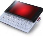 Описание Motorola Droid 2, сенсорный экран и клавиатура - вышли из моды?