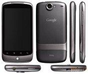 Google представил своей новый андройд телефон - HTC Nexus One