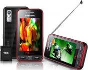 Samsung Star TV - сенсорный телефон с TV-приемником