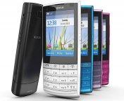 Nokia X3 Touch and Type - гибрид сенсорного экрана и клавиатуры