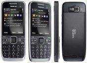 Бизнес смарфтон: новый супертонкий Nokia E55