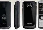 Доступный в массу телефон Nokia 2720 Fold