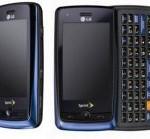LG Rumor Touch - один из последних новых телефонов с QWERTY клавиатурой