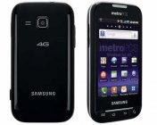 Samsung Galaxy Indulge с выдвижной клавиатурой QWERTY