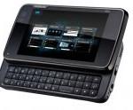 Привлекательный дизайн Nokia N900 - конкурент iPhone?