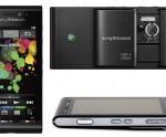 Фото/кидео телефон Sony Ericsson Satio (Idou) - с камерой 12,1 мегапикселей