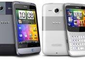 HTC ChaCha - удобный телефон с металлическими элементами