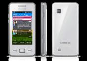 Samsung Tocco Icon - новая модель смартфона в эконом классе