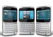 HTC Status с удобными кнопками Facebook на панели
