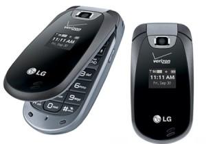 Телефон LG Revere не имеет никаких лишних функции