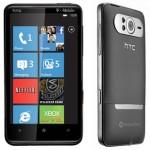HTC HD7 это первый из смартфонов который работает на Windows Phone 7