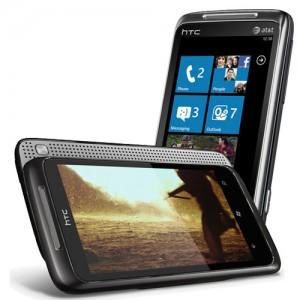 Смотрите телевизор на смартфоне HTC Surround (AT&T) с Windows Phone 7