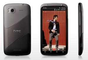 Обзор HTC Sensation 4G на базе Android 2.3